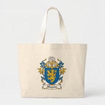 Blaauw Family Crest Bag
