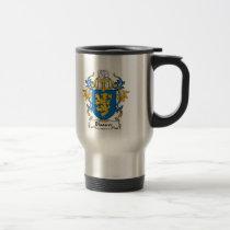 Blaauw Family Crest Mug