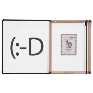 blabber mouth.ai iPad folio cases