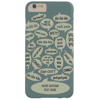 BLABBER SPEECH BUBBLES custom cases