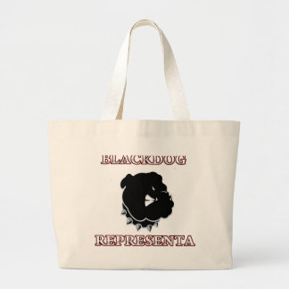 Blachdog Rep Large Tote Bag