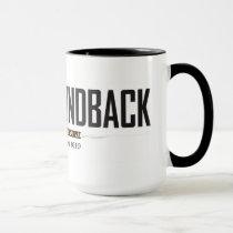Black 15 oz Combo Mug
