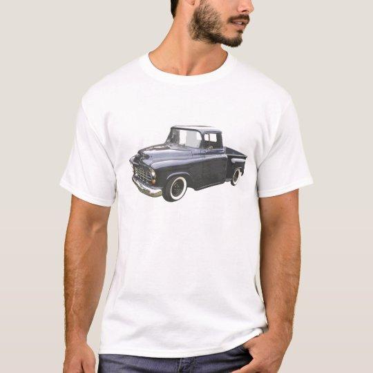 Black 1956 Chevrolet Pickup T-Shirt