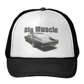 Black 1967 Dodge Charger Hat
