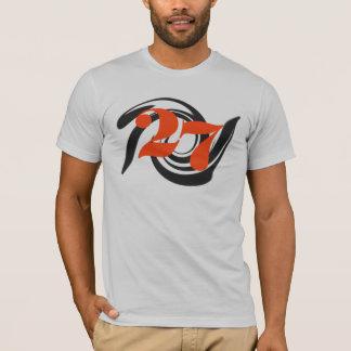 Black 27 Twist T-Shirt