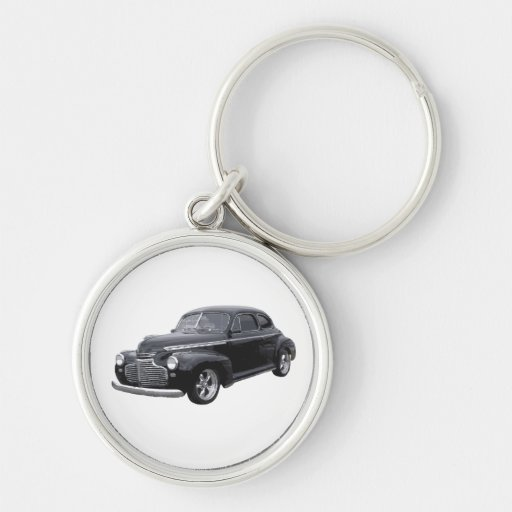 Black 41 Coupe Key Chain