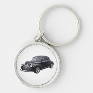 Black 41 Coupe Keychain