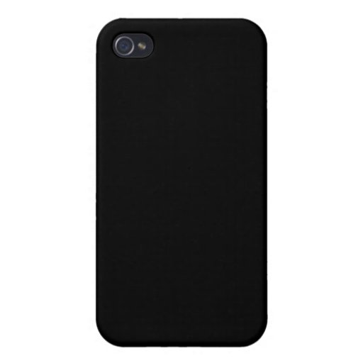 Black 4  iPhone 4 covers