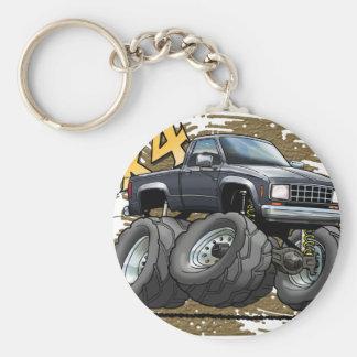 Black 83-88 Ranger Keychain