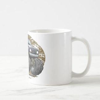Black 83-88 Ranger Coffee Mug