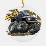 Black 83-88 Ranger Ornaments