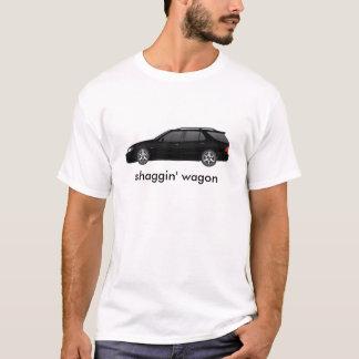 black 9-5 wagon 2004, shaggin' wagon T-Shirt