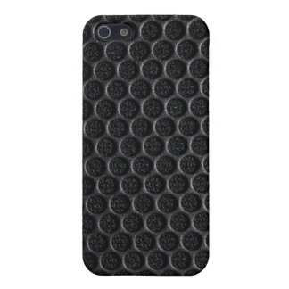 Black Abstract Design Cover For iPhone 5/5S