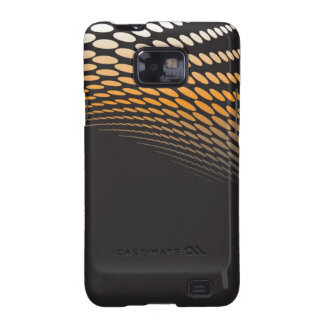 Black Abstract  Galaxy S Case Samsung Galaxy SII Cover