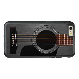 Black Acoustic Guitar OtterBox iPhone 6/6s Plus Case