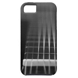 Black Acoustic Guitar Photo iPhone 5 Case