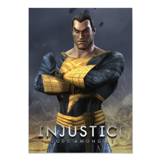 Black Adam Card