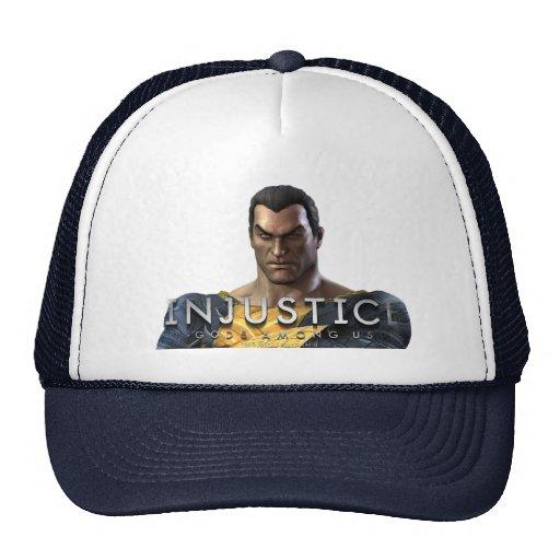 Black Adam Trucker Hats