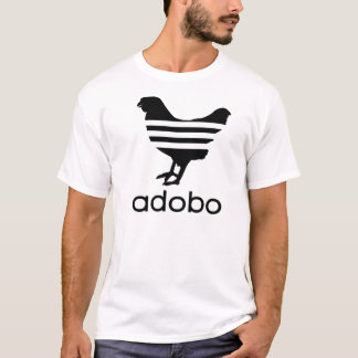 Black adobo T-Shirt