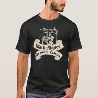 Black Agnes' Brawlin' Lasses T-Shirt
