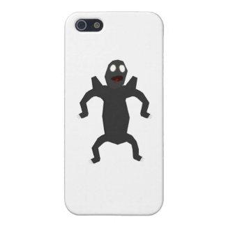 Black alien iPhone 5 cases