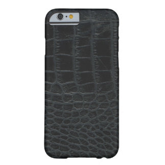 Black Alligator Skin iPhone 6 case