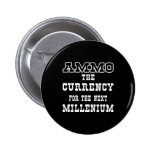 Black Ammo Currency Next Millenium Pin