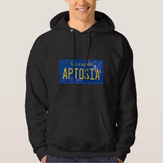 Black and Blue In Aptosia Hoodie