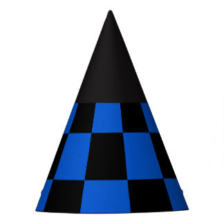 Black and blue - Italian football club - Inter Party Hat