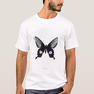 Black and brown butterfly T-Shirt