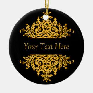 Baroque Ornaments & Keepsake Ornaments | Zazzle