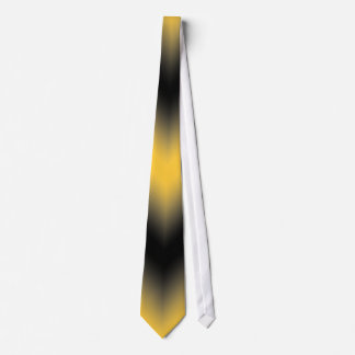 Black and gold/yellow tie. tie