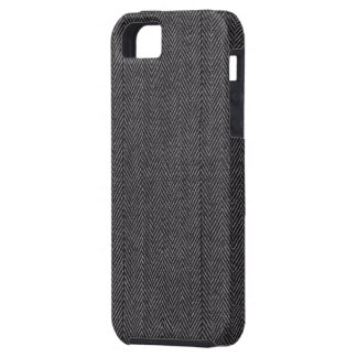 Black and Gray Tricks on the Eye iPhone 5 Covers