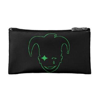Black And Green MTJ Makeup Bag