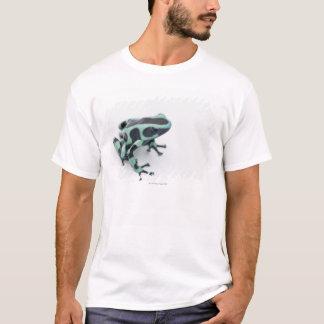 black and green poison dart frog (dendrobates T-Shirt