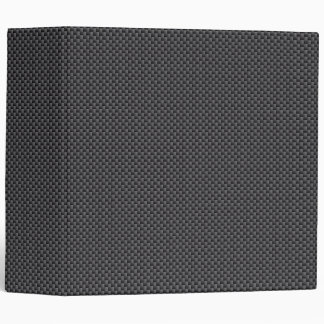 Black and Grey Carbon Fiber Polymer Binder