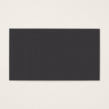 astroskins Black and Grey Carbon Fiber Polymer Business Card