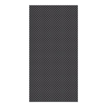 astroskins Black and Grey Carbon Fiber Polymer Card