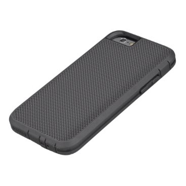 Halloween Themed Black and Grey Carbon Fiber Polymer Tough Xtreme iPhone 6 Case