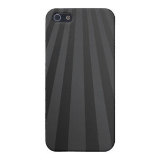 Black and Grey Graphite iPhone Case
