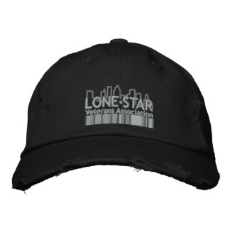 Black and grey LSVA Hat