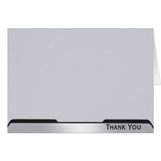 Black and Grey Rearview Mirror on Grey Card