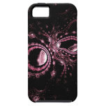 Black and Hot Pink Chic iphone 5 Case