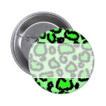 Black and Lime Green Leopard Print Pattern. Pins