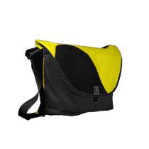 Black and Nu Gold Smooch Bag