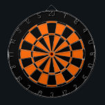 "black and orange dart board<br><div class=""desc"">identica . asyrum . maydaze</div>"