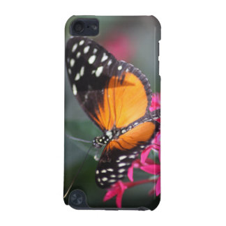 Black and Orange Spotted Butterfly 2 iPod Touch 5G Cover