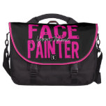 Black and Pink Commuter Bags