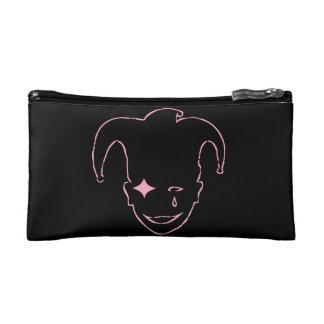 Black And Pink MTJ Makeup Bag