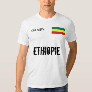 Black and proud Ethiopia T-Shirt